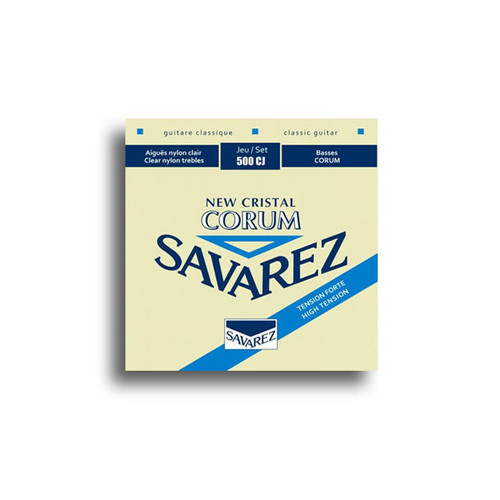 Savarez 500CJ New Cristal Corum High Tension Classical Set
