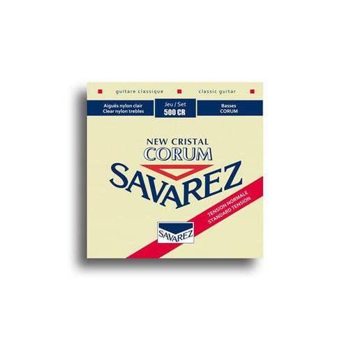 Savarez 500CR New Cristal Corum Normal Tension Classical Set