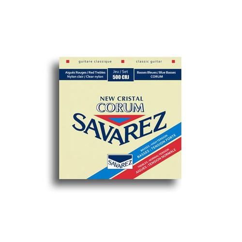 Savarez 500CRJ New Cristal Corum Mixed Tension Classical Set