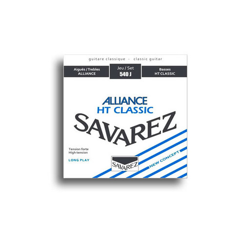 Savarez 540J Alliance HT Classic High Tension Classical Set