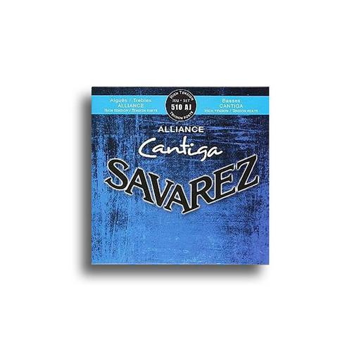 Savarez 510AJ Alliance Cantiga High Tension Classical String Set