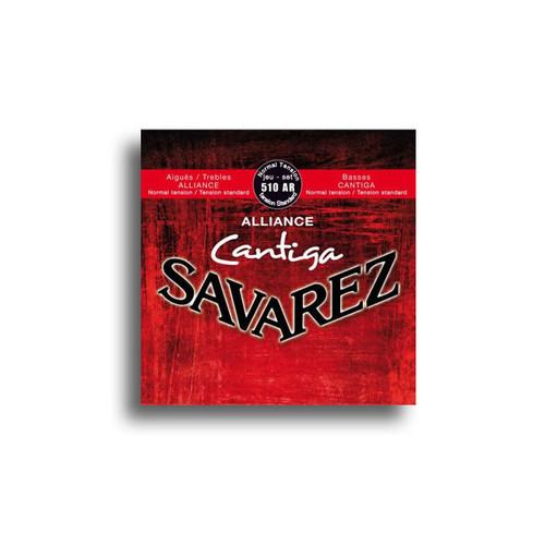 Savarez 510AR Alliance Cantiga Normal Tension Classical String Set