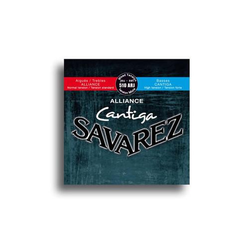 Savarez 510ARJ Alliance Cantiga Mixed Tension Classical String Set