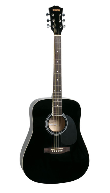 Redding Black Dreadnought Acoustic
