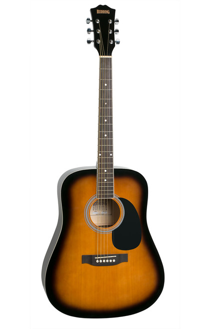 Redding Tobacco Sunburst Dreadnought Acoustic