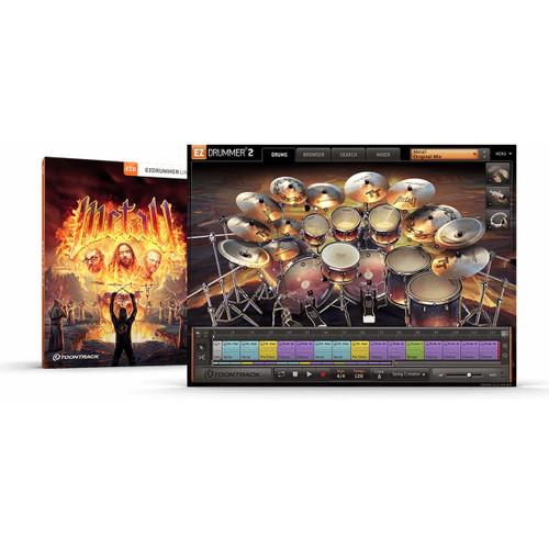 ToonTrack Metal! EZX Expansion Pack
