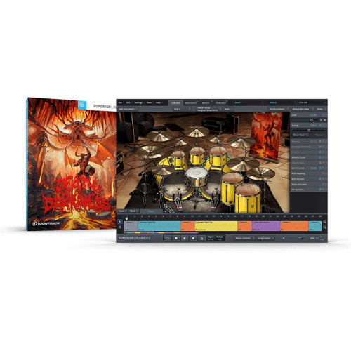 ToonTrack Death & Darkness SDX Expansion Pack