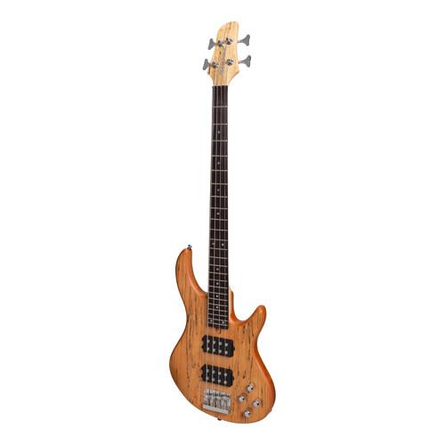 Tokai 'Legacy Series' Mahogany T-Style Bass Guitar - Natural Satin
