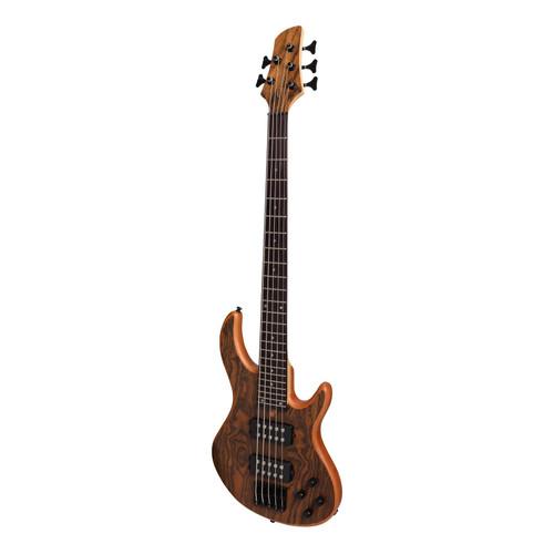 Tokai 'Legacy Series' 5-String Mahogany & Rosewood T-Style Bass - Natural Satin