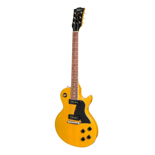 Tokai 'Vintage Series' LSS-124 LPS-Style Electric - See Through Yellow