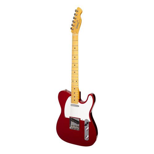 Tokai 'Vintage Series' ATE-95 TE-Style Electric - Metallic Red/Maple