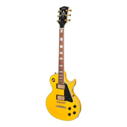 Tokai 'Traditional Series' ALC-62 LP-Custom Style Electric - Yellow