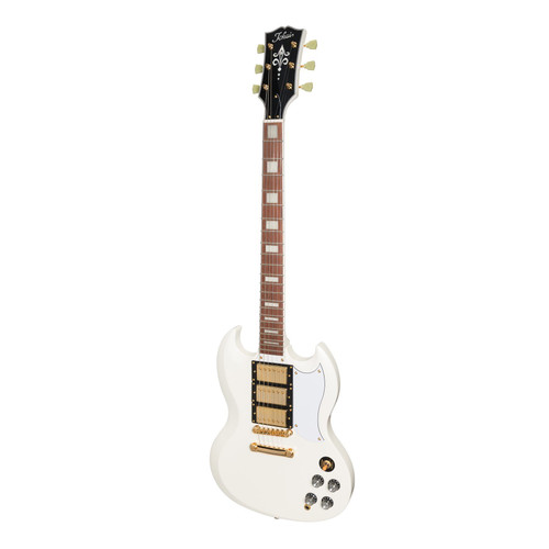 Tokai 'Traditional Series' SG-71S SG-Custom Style Electric Guitar - Antique Ivory