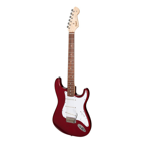 Tokai 'Traditional Series' AST-52 ST-Style Electric - See Through Red