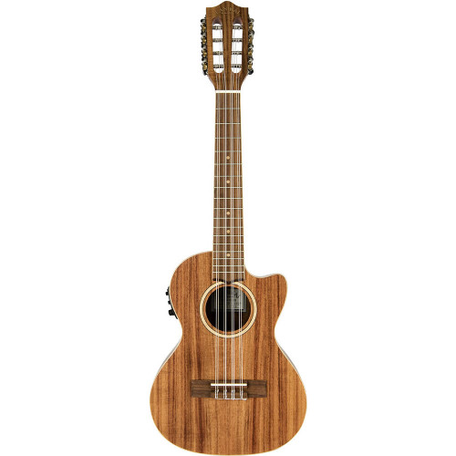 Lanikai Acacia Series 8-String Acoustic/Electric Tenor Ukulele