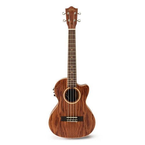 Lanikai Bubinga Series Tenor Acoustic/Electric Ukulele