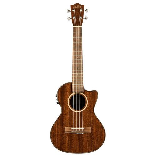 Lanikai Mahogany Series All Solid Tenor Acoustic/Electric Ukulele