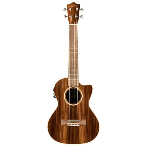 Lanikai Morado Series All Solid Tenor Acoustic/Electric Ukulele
