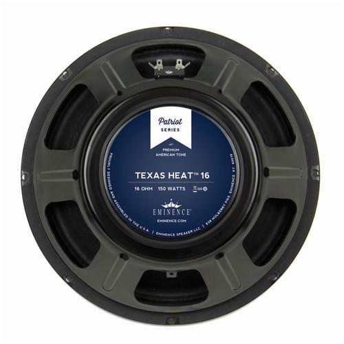 """Eminence Texas Heat™ 16 12"""" 150W Speaker"""