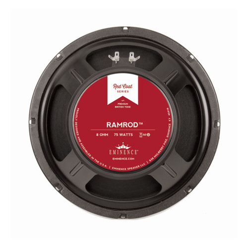 """Eminence Ramrod™ 10"""" 75W Speaker"""