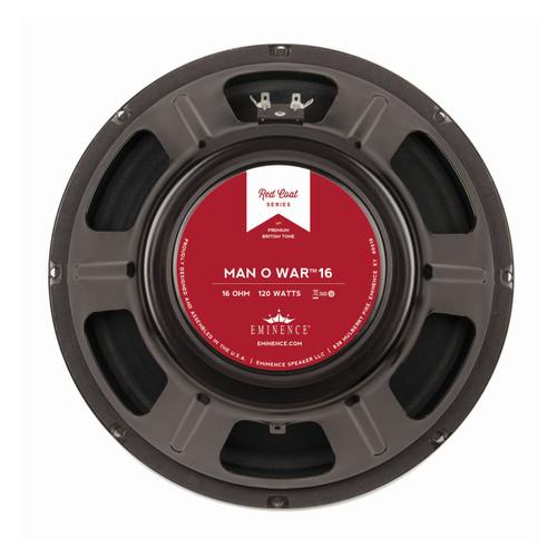 """Eminence Man O War™ 16 12"""" 120W Speaker"""