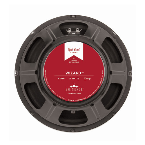 "Eminence The Wizard™ 12"" 75W Speaker"