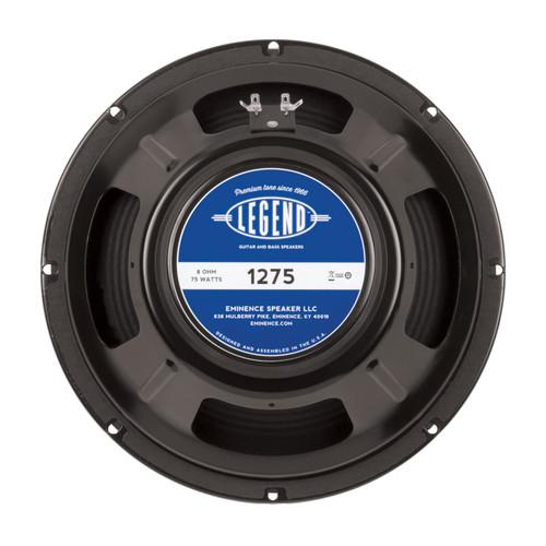"""Eminence Legend 1275 12"""" 75W Speaker"""