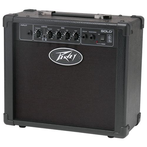 Peavey Solo 12W TransTube Series Guitar Amp Combo