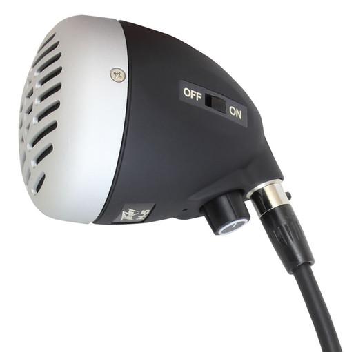Peavey H-5 Aluminum Harmonica Microphone