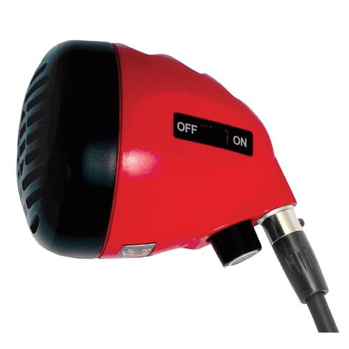 Peavey H-5C Cherry Bomb™ Red Harmonica Microphone