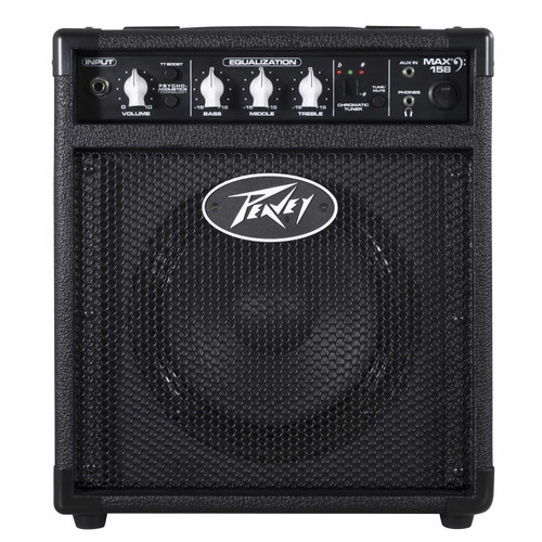 Peavey MAX Series MAX158 20W Bass Amp Combo