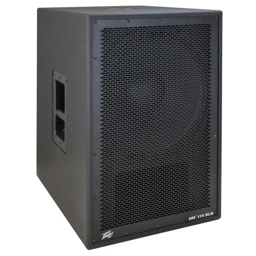 Peavey Dark Matter™ DM™ 115 Powered PA Subwoofer