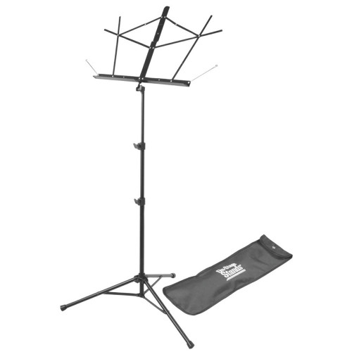 On-Stage Stands Tripod-Base Sheet Music Stand with Bag