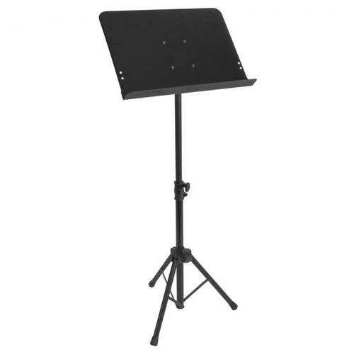 On-Stage Stands Orchestral Music Stand with Tripod Base