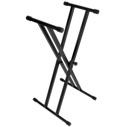 On-Stage Stands KS7191 Double-X Keyboard Stand