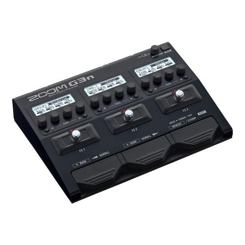 ZOOM G3n Guitar Effects & Amp Simulator