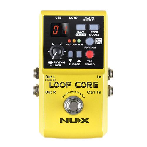 NU-X Loop Core Looper Pedal