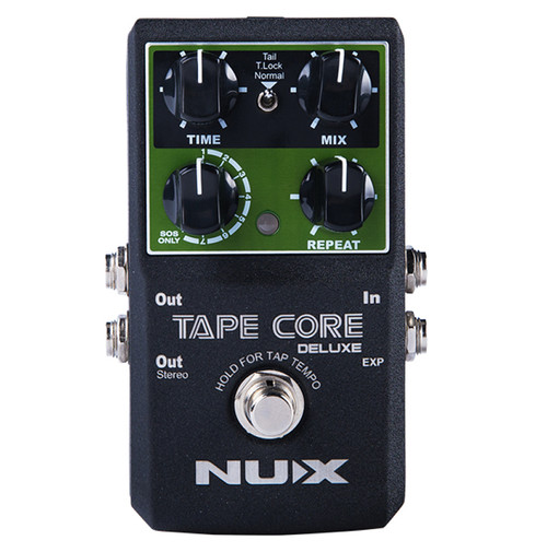 NU-X Loop Tape Core Deluxe Echo Effect Pedal