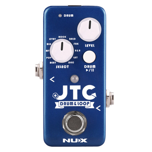 NU-X JTC Drum & Loop Drum Machine & Looper