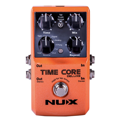 NU-X Loop Time Core Deluxe Delay Pedal