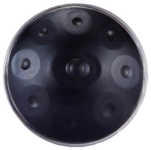 "Opus Percussion 20"" Metal 9-Note Handpan Drum"