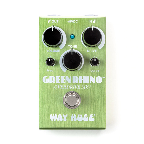 Way Huge® Smalls™ Green Rhino™ MKV Overdrive