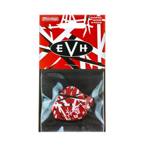 Jim Dunlop EVH® Frankenstein Pick Player's Pack