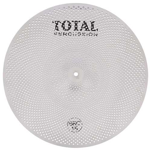 "Total Percussion 18"" Sound Reduction Cymbal"