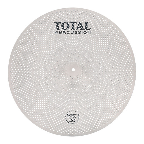 "Total Percussion 20"" Sound Reduction Cymbal"