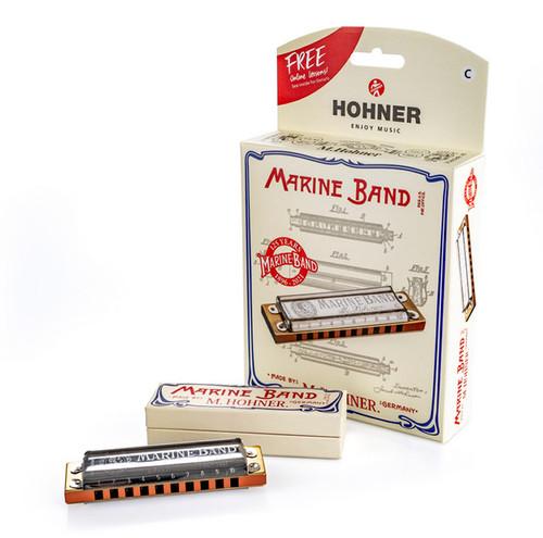 Hohner 125th Anniversary Commemorative Edition Marine Band