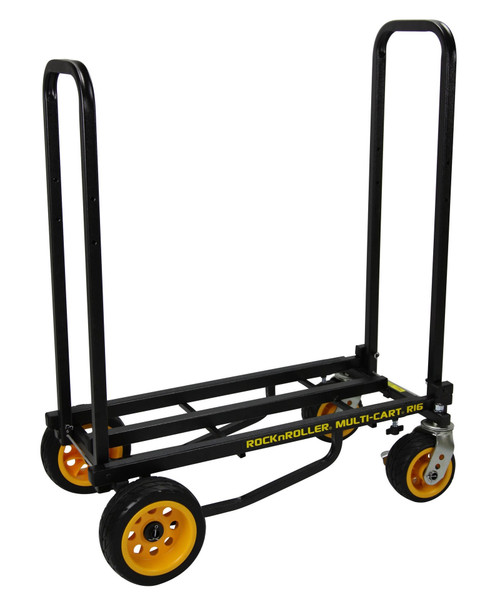 "RocknRoller® Multi-Cart® R16RT ""Max Wide"" Equipment Cart"