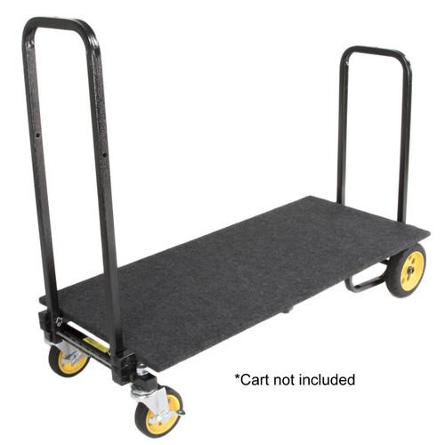 RocknRoller® Solid Deck for R2 Equipment Cart