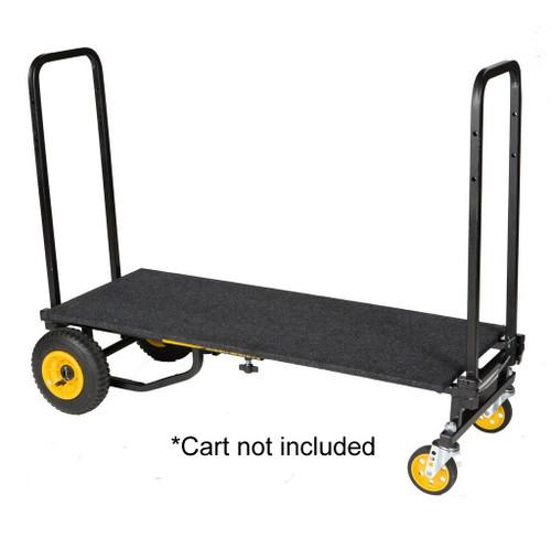 RocknRoller® Solid Deck for R6 Equipment Cart