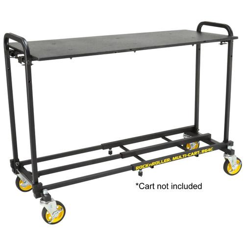 RocknRoller® Quick Set Shelf for R6 Equipment Cart